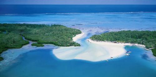Ile aux Cerfs Island, Mauritius